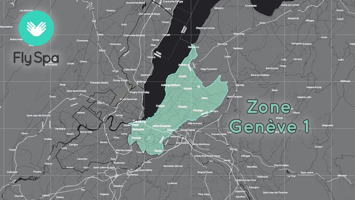 Zone Genève 1