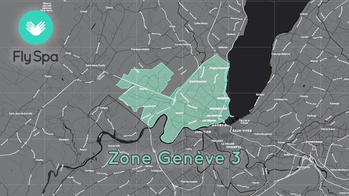 Zone Genève 3