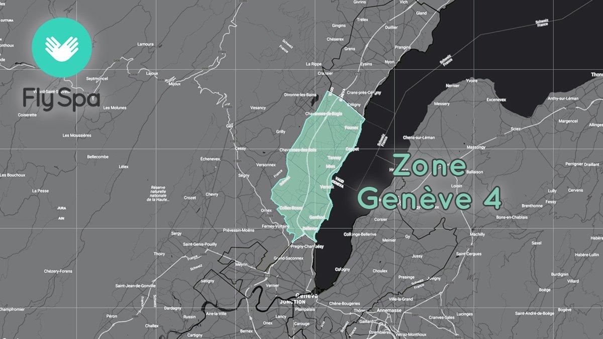 Zone Genève 4