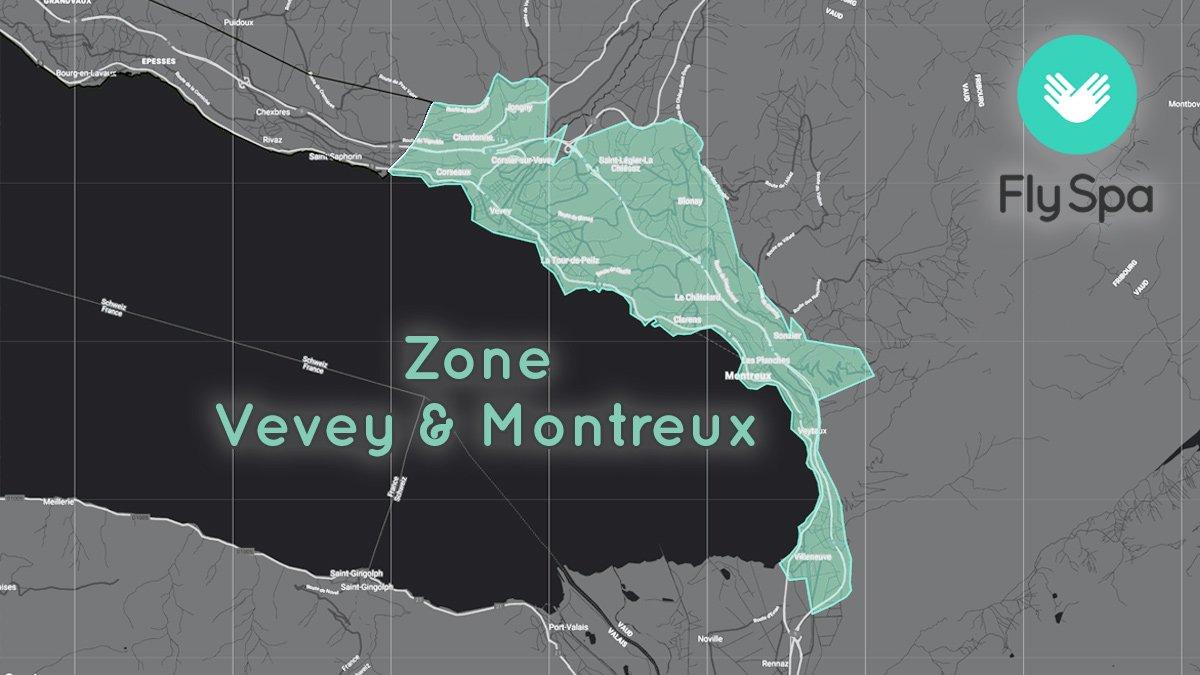 Zone Vevey & Montreux