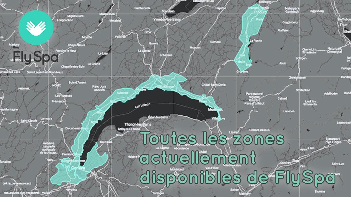 Map Zones