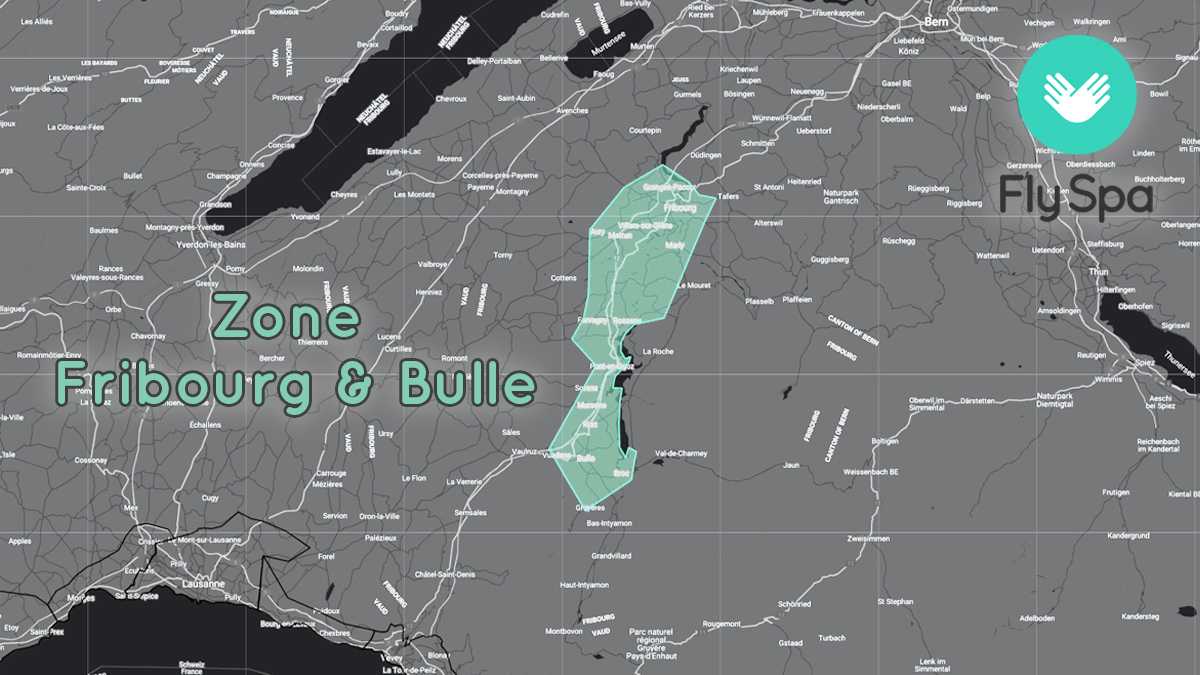 Zone Fribourg & Bulle