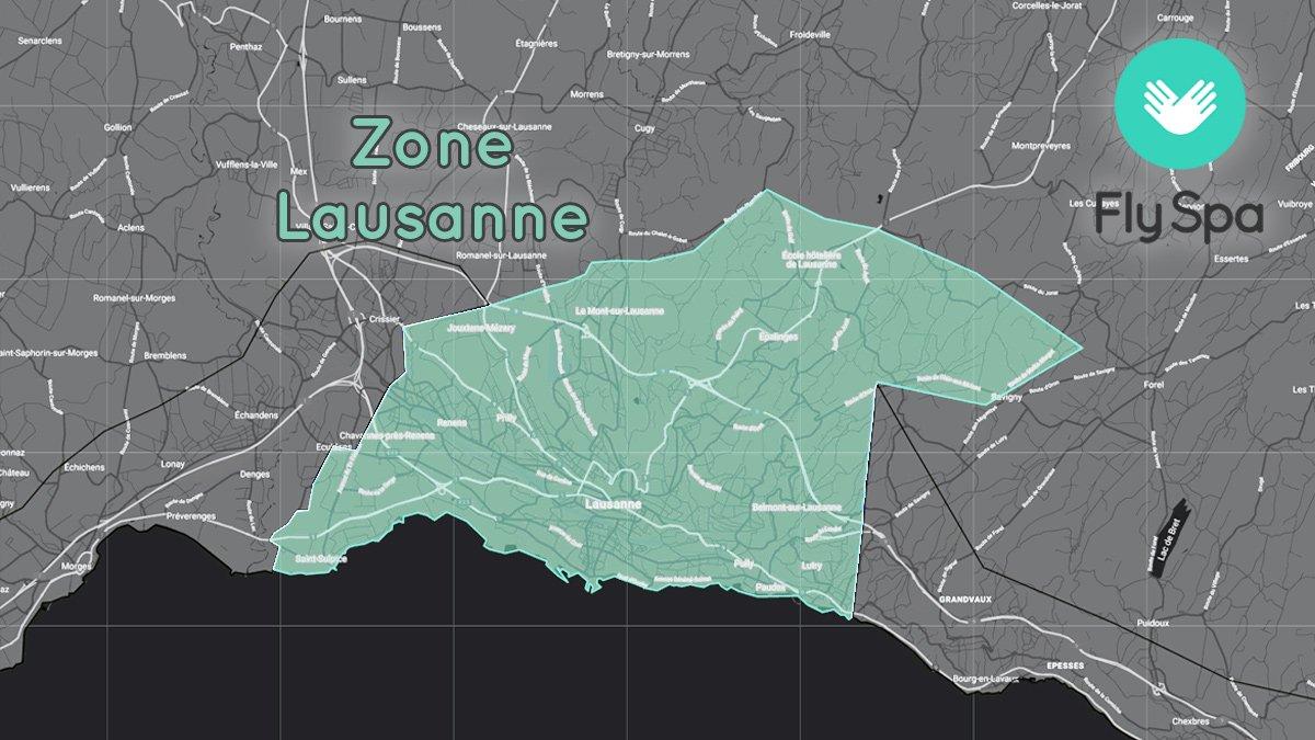 Zone Lausanne