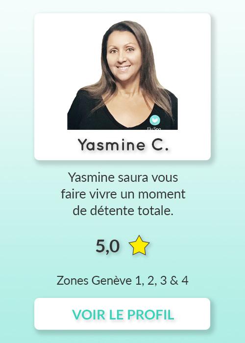 Yasmine C.